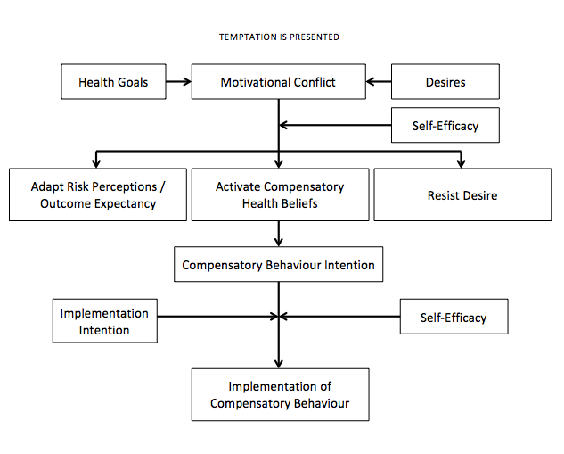 The Compensatory Health Belief Model